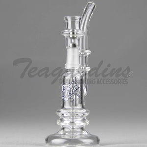 Elite Glass D.I. Mini Bubbler With Titanium Nail