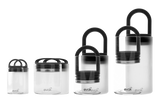 Evak - Airtight Glass Storage Container - Airight Jar - Airtight Container - Airtight Storage