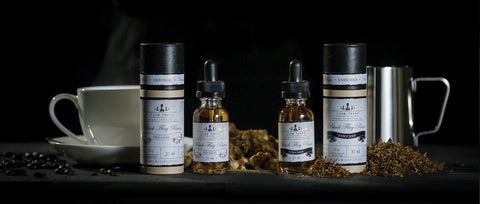 Five Pawns - California - Black Flag Risen Enriched (Cigarettes and Coffee)