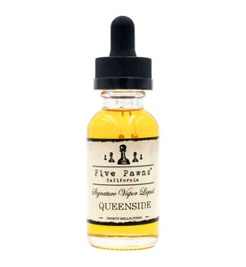 Five Pawns - California - Queenside (Blood Orange French Vanilla)