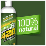 Formula 420 A2 | All Natural Cleaning Solution | Water Pipe Cleaning Solution | Water Pipe Cleaner