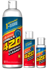 Load image into Gallery viewer, Formula 420 - Water Bong Glass Pipe Cleaning Solution - A1 - Original Cleaner - 12oz For Sale