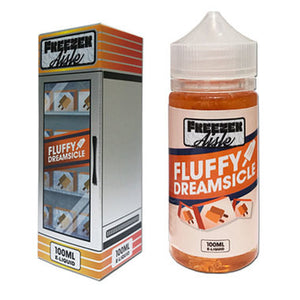 Freezer Aisle - Fluffy Dreamsicle
