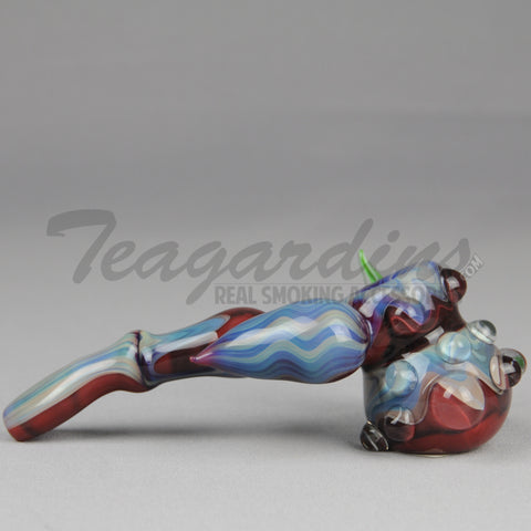 Teagardins - Fully Worked Hand Pipe With Horn