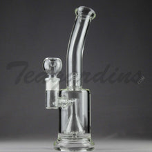 Load image into Gallery viewer, Teagardin's Glass - Stemless Water Pipe with Pyramid Percolator Cheap for Sale