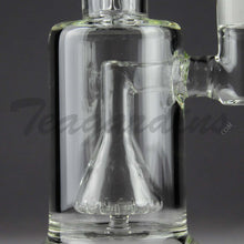 "Load image into Gallery viewer, Teagardin's Glass - Stemless Straight Water Pipe - 5mm Thickness / 12"" Height"