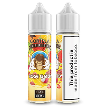 Load image into Gallery viewer, Gorilla Fruits - Vape Juice Rose Gold For Sale
