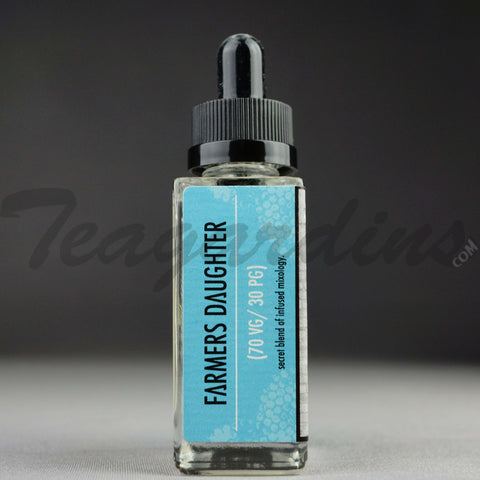 Gallery E-Juice - Farmers Daughter Juice 30ml (Peaches & Cream)