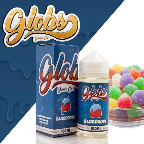 Globs Juice Co- Globdrops