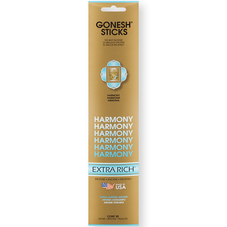 Gonesh - Incense Extra Rich Collection Harmony for sale