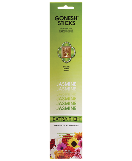Gonesh - Incense Extra Rich Floral Collection Jasmine for sale