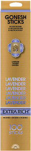 Gonesh - Incense Extra Rich Collection Lavender 100-pack for sale
