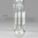 Grav Glass - Small Bubbler Blue Water