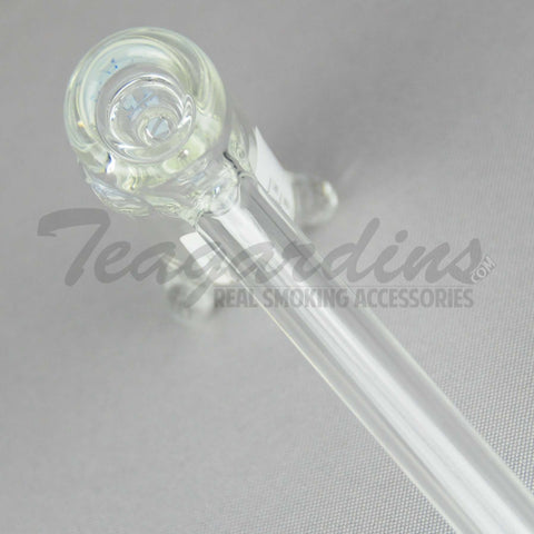 Grav Glass - Small Bubbler Blue