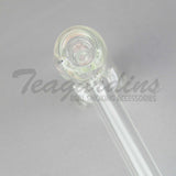 Grav Glass - Small Bubbler Red Water