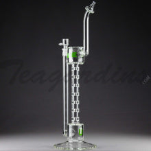 Load image into Gallery viewer, Grav Glass - Upline Collabs Water Pipe