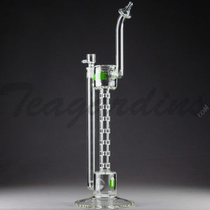 Grav Glass - Upline Collabs Water Pipe
