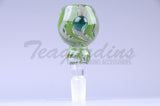 Glass on Glass 14mm Bowl Smoking for sale