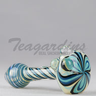Greenlite Glass-Hand Pipes Glass Spoon Pipe