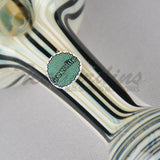 Greenlite Glass Hand Pipes Glass Spoon Pipe