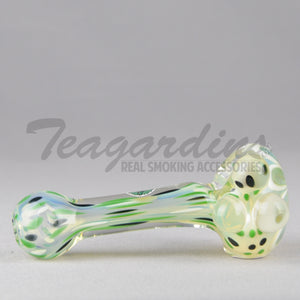 Greenlite Glass Hand Pipes Glass Spoon Pipe Bloopers
