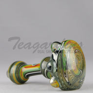 Greenlite Glass-Hand Pipes Glass Spoon Pipe Large