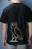 "Drake OVO Owl ""Started From The Bottom"" T-Shirt 100% Cotton"