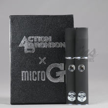 Load image into Gallery viewer, Grenco Science-Micro G x Action Bronson Collaboration Best Wax Concentrate tools Vaporizer Dabbers