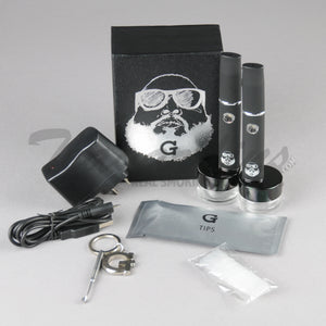 Grenco Science-Micro G x Action Bronson Collaboration Best Wax Concentrate tools Vaporizer Dabbers