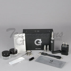 Grenco Science- Micro G Herbal Vaporizer concentrate tools