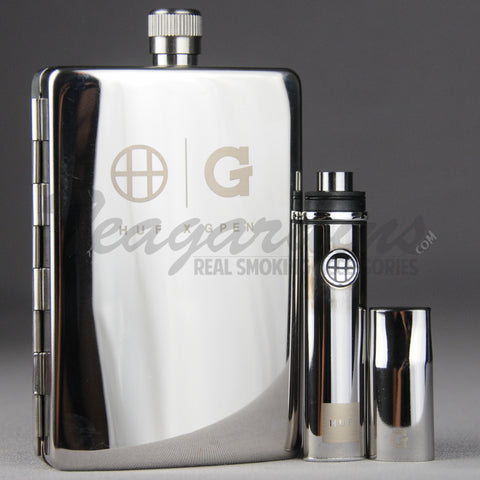 Grenco Science HUFF Micro G Flask Combo