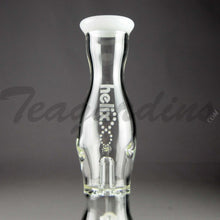 Load image into Gallery viewer, Helix Glass - Beaker Water Pipe Nano White