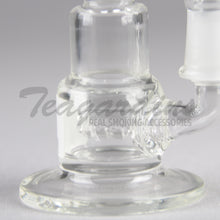 Load image into Gallery viewer, High Tech Glass - Micro Pyramid - Inline Percolator Diffuser Dab Rig
