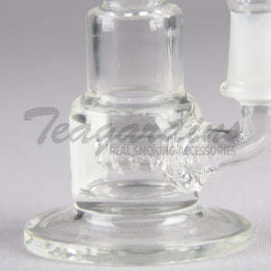 High Tech Glass - Micro Pyramid - Inline Percolator Diffuser Dab Rig