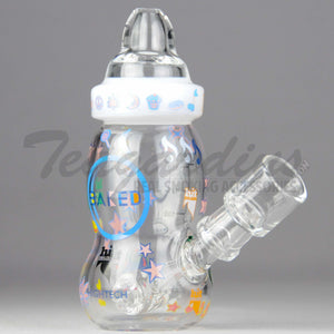High Tech Glass - Hammer Head Baby Bottle Hitman CollaborationHigh Tech Glass - Hammer Head Baby Bottle Hitman Collaboration Oil Rigs Mini Tubes