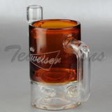 High Tech Glass - Nugweiser Mug - Diffuser Percolator Dab Rig