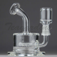 Load image into Gallery viewer, High Tech Glass C310 Small 10mm D.I. Bubbler Clear