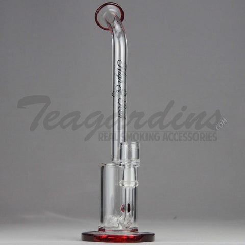 High Tech Glass LNOR Ruby Oil Rig Bubbler