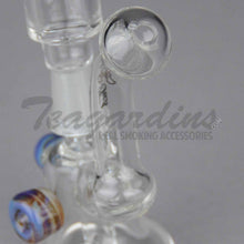 Load image into Gallery viewer, High Tech Glass Micro D.I. Bubbler 10mm Mini Oil Rigs