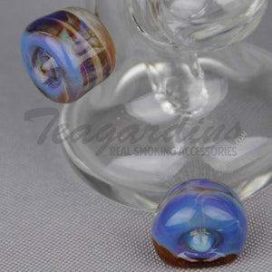 High Tech Glass Micro D.I. Bubbler 10mm Mini Oil Rigs