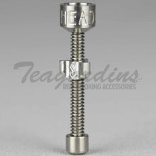 Load image into Gallery viewer, Highly Educated 14mm Titanium Nail Concentrate Tools