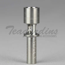 Load image into Gallery viewer, Highly Educated 18mm Flux Titanium Nail