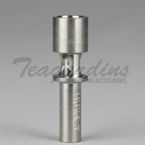 Highly Educated 18mm Flux Titanium Nail