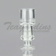 Load image into Gallery viewer, Hight Tech Glass -14mm Dome Clear