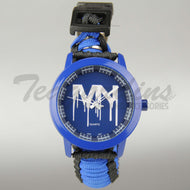 Howlie Bowlie MN G-Watch Blue Face