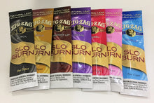 Load image into Gallery viewer, Zig Zag - Blunt Wraps Slo Burn Black For Sale