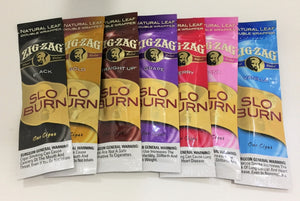 Zig Zag - Blunt Wraps Slo Burn Black For Sale