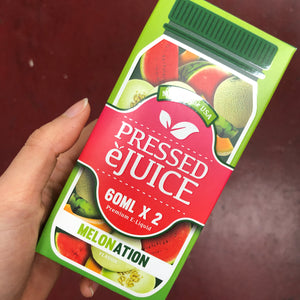 Pressed E-Juice - Vape Juice Melonation For Sale