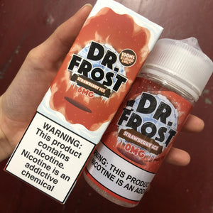 Dr. Frost - Vape Juice Strawberry Ice For Sale