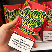 Load image into Gallery viewer, Drip'n Vape - Vape Juice Strawberry Melon For Sale